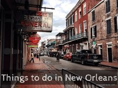 What to see in New Orleans on a short trip Have A Great Vacation, Great Vacations, Vacation Trips, Vacation Spots, Nola Vacation, New Orleans Vacation, Visit New Orleans, New Orleans Travel, Places To Travel
