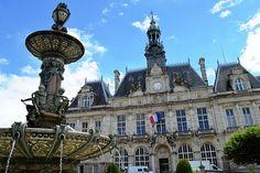 Hôtel de ville de Limoges © Matt Brown - CC BY 2.0