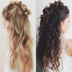 Pin for Later: These Are the Prettiest Holiday Hair Ideas on the Internet Right Now