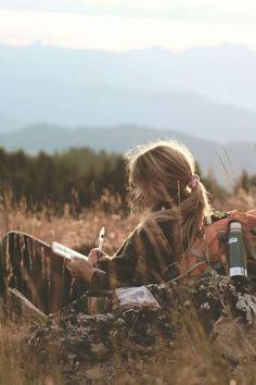 Blonde fellow traveller ;)