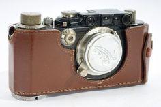 A Leica III Rangefinder Camera Circa 1934, : Lot 252