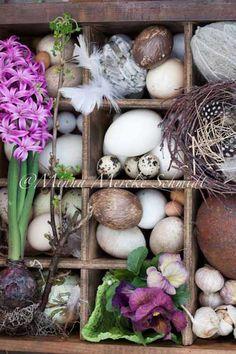 Easter Box Display