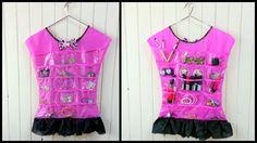 diy:vestido organizador