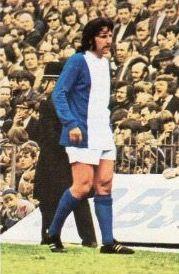 Alan Campbell of Birmingham City in 1973.