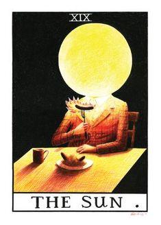 IXX. THE SUN by Bill Bragg