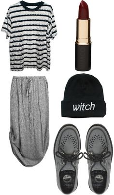 """witch"" by xosavana ❤ liked on Polyvore"