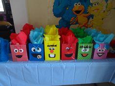 "Photo 2 of Elmo & Sesame Street / Birthday ""Can u tell me how to get to sahaana's street? Elmo Birthday, Baby 1st Birthday, 2nd Birthday Parties, Birthday Party Decorations, Birthday Ideas, Seasame Street Party, Sesame Street Birthday, Cookie Monster Party, Elmo Party"