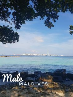 Male. Maldives. Male Maldives, Blue Lagoon, Just Amazing, 17th Century, Dream Vacations, Places To Visit, Ocean, Island, Beach