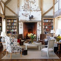converted barn ~ Keith Irvine design