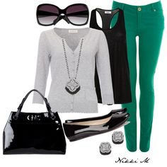 """Untitled #54"" by nichole-menard on Polyvore"