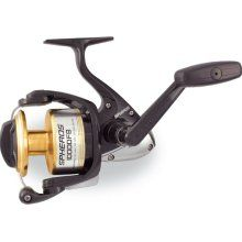 Shimano SP10000FB Spheros FB Spinning Reels.  On my Triumph surf rod. Preferred by the country's top saltwater guides, Spheros reels are built to withstand the abuse Mother Nature dishes out, thanks to its waterproof drag, A-RB bearings and cold forged aluminum spool. And not only can the Spheros take it, it can dish it out too, with up to 44 pounds of drag.