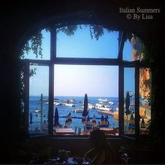 Italian Summers on the Amalfi Coast, Praiano. Copyright Lisa, Italian Summers