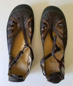 ae8a9ad914c JBU Jambu Melon Women s 11 T-strap Mary Jane Flats Shoes Casual Comfort  Vegan