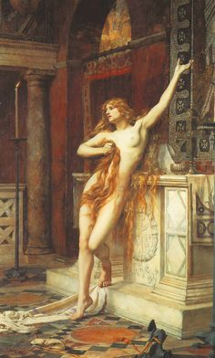 Charles William Mitchell - Hypatia