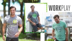 It Works is not just for us ladies! It is health and wellness for our menfolk too. We all want to be healthy and feel awesome, so dudes...we have amazing products for you too!