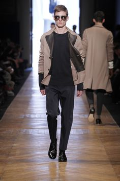 CERRUTI 1881 Paris Menswear Fashion Show - FW 2013 2014 - LOOK 16