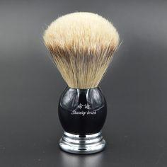silvertip badger vintage hand-crafted custom shaving brush  professional shaving brush shave barber tool