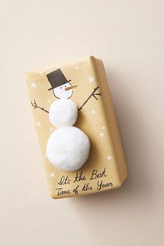 George & Viv Holiday Gifting Bar Soap by in White Size: All, Bath Body at Anthropologie Creative Gift Wrapping, Creative Gifts, Wrapping Ideas, Mery Crismas, Diy Gifts, Best Gifts, Christmas Crafts, Christmas Decorations, Tween Girl Gifts