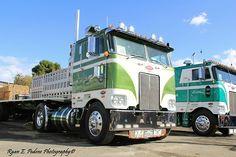 coe Peterbilt custom 352