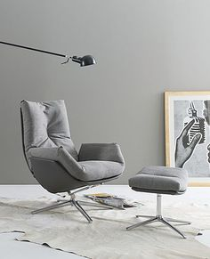 NEW: contemporary armchair by COR