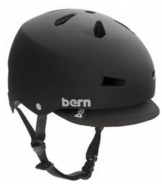 A top of the line helmet that should be considered a must-have for all seasons and occasions is the Bern Macon w/ Visor Bike Helmet. It's perfect for every snowboarder, biker or skateboarder. The Sink Fit configuration make the helmet fit around your head, so it's not only comfortable, it actually looks good, too. There is EPS foam liner on the inside and a high-impact ABS shell on the outside to provide you with the most durable construction. Whether you snowboard, skateboard, bike…