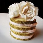 All That Glitters Tiered Cookie
