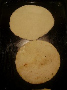 Mexican Tortillas de Maiz