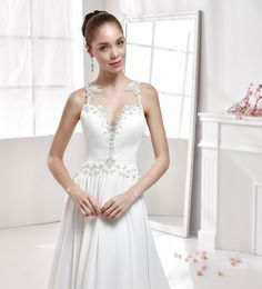 Wedding Dress Aurora  AUAB16949 2016