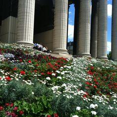 Primavera em Paris...La Madeleine