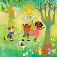 Julia Woolf-childrens illustrator