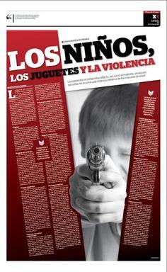 Los niños, los juegos y la violencia