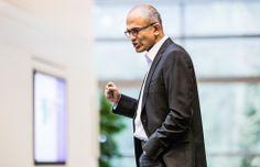 Satya Nadella - Microsoft's CEO