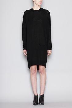 Wood Wood  Brooke Dress (Black)