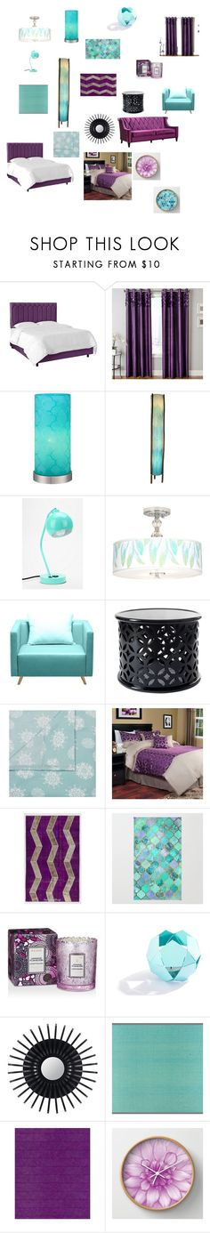 """""""My room"""" by cj-august ❤ liked on Polyvore featuring interior, interiors, interior design, home, home decor, interior decorating, Skyline, Softline Home Fashions, Babette and Urban Outfitters"""