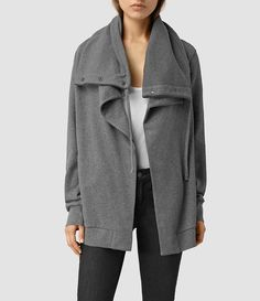 Women's Brooke Sweatshirt (Slate) -