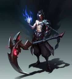 League Of Legends Comic, League Of Legends Characters, Dnd Characters, Fantasy Characters, Character Creation, Character Art, Character Design, Fantasy Demon, Dark Fantasy Art