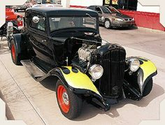 1932 DeSoto Six Coupe Hot Rod