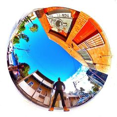 'The only way to do great work is to love what you do. If you haven't found it yet keep looking. Don't settle. As with all matters of the heart you'll know when you find it.' - Steve Jobs  #lifein360 #theta360 #tinyplanet #virtualreality #360photography #ricohtheta