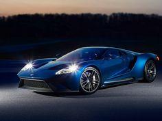 Ford GT Silnik: 3.5l EcoBoost V6 Moc: 600+ KM Maks. moment obrotowy: b.d. #Ford #GT #FordGT #FordPerformance