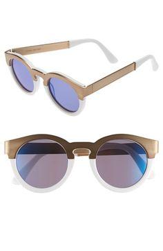 SUNDAY SOMEWHERE 'Soelae' Round Sunglasses