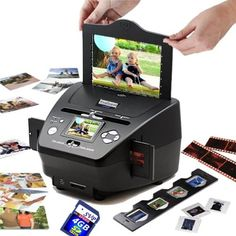 NEW! PS9700(with 4GB) 3-in-1 Digital Photo/Negative Films/Slides Scanner with built-in 2.4 LCD Screen with FREE 4GB SDHC M...: http://www.amazon.com/PS9700-Digital-Negative-Slides-Scanner/dp/B004JKKZZW/?tag=cheap136203-20