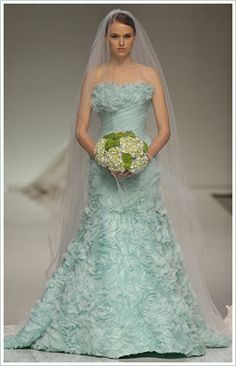 Dress of the day 3.5.12  Romona Keveza : RK289 Fall 2011    Click on our blog for our daily pick!