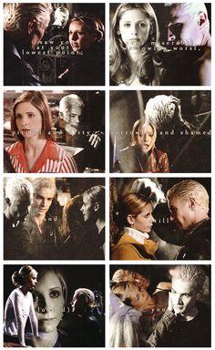 Buffy Spike. BTVS