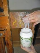 See just how safe and easy old paint can be removed from delicate surfaces like this antique wooden easel with Home Strip Paint and Varnish Remover from EcoSolve. Visit the website to see where you can get it today! www.ecosolveamericas.com