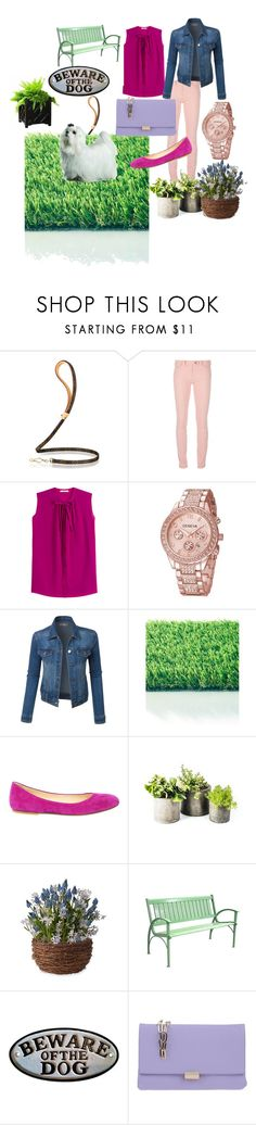 """""""Let's go honey!"""" by ciukinaa ❤ liked on Polyvore featuring Balenciaga, Etro, LE3NO, Grandin Road and Coccinelle"""