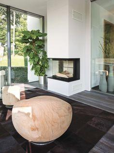 #livingroom #design #fireplace #Wohnzimmer #Kamin