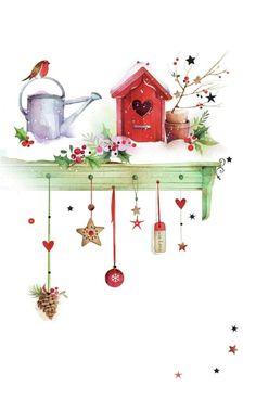 ❧ Illustrations Noël et hiver ❧