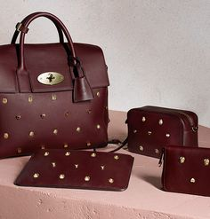 Mulberry - Cara Delevingne Collection