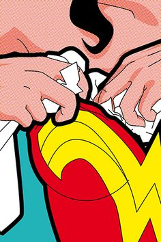 """Wonder-Breasts By Gregoire """"Leon"""" Guillemin Canvas Print #GGN12"""
