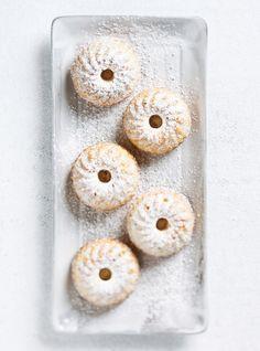 Petits cakes aux amandes | Ricardo